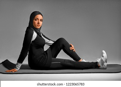 veiled sport wear hijab