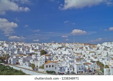 Vejer de la Frontera is a Spanish hilltop town and municipality in the province of Cádiz, Andalusia, on the right bank of the river Barbate.