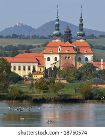 """Velehrad"" cathedral and castle ""Buchlov"""