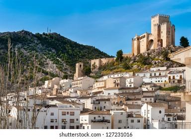 Velez Blanco Castle Almeria Province Andalusia Spain