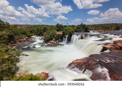 Velha's Waterfal - Jalapao - Tocantins - Brazil