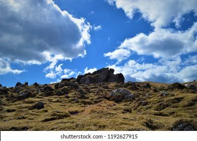 Velika planina is a karstified mountain plateau in the Kamnik–Savinja Alps northeast of Kamnik, Slovenia.
