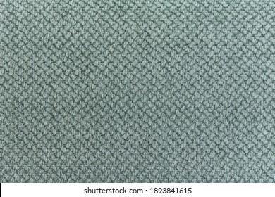Velour fabric seamless texture pistachio color, extreme macro