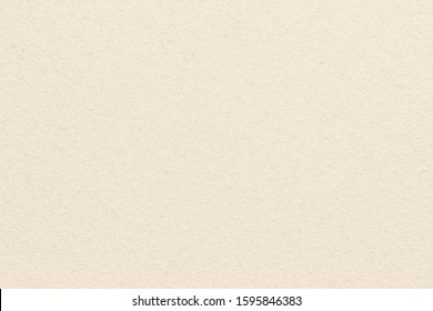 Velvet paper texture. Cream color suede paper sheet background