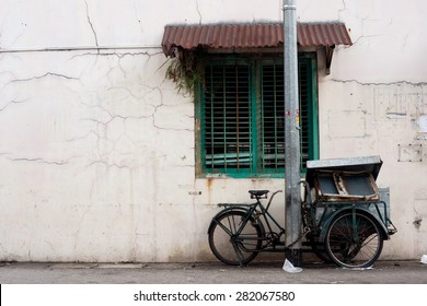 Vendor Bike Cart in Singapore