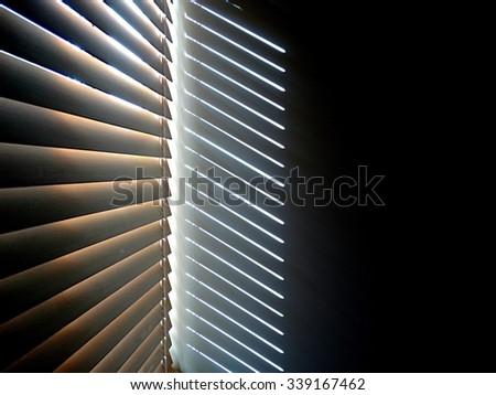 Venetian Blinds Shadows Stock Photo Edit Now 339167462 Shutterstock