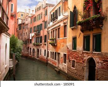 Venetian calle