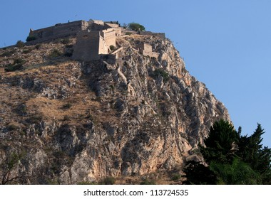 Venetian Castle, Nafplio, Peloponnese, Greece