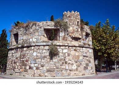 Venetian fortifications, the medieval fortress city of Kos in Greece