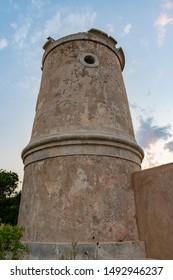 Venetian lighthouse of Fiscardo, Kefalonia