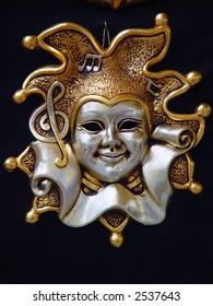 Venetian Mask from Venice, Italy