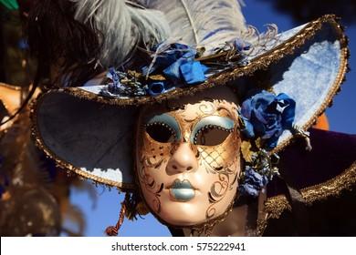 Venetian Masks in Venice