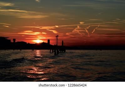 Venezia sunset picture