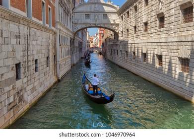 """""""Venezia,Italy/2017: Gondole a venezia """""""