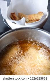 Tequeños Venezuelan Food Cheeze stick
