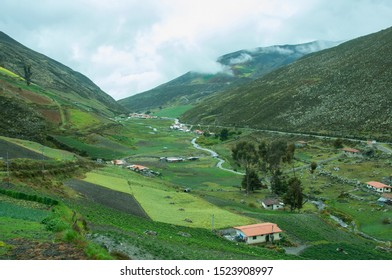 Venezuelan river lakes sunset cloudy south america cabins mountain agriculture river autumn cold american beautiful houses