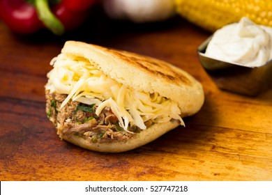 Venezuelan typical food, Arepa