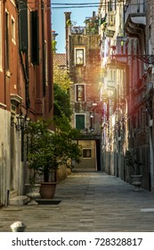 Venice Architecture Italy Architectural vintage old ancient buildings traditional style Venice is a popular tourist destination of Europe.