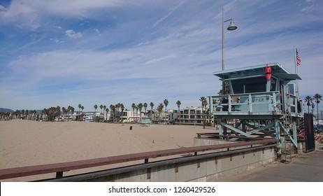 Venice Beach Los Angeles