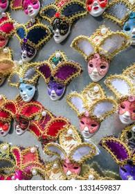 Venice Canival Masks
