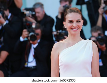 Venice, Italy. 03th September, 2016. Natalie Portman attends a premiere for 'Planetarium' during the 73nd Venice Film Festival.