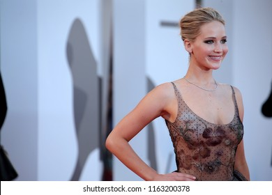 Venice, Italy. 05 September, 2017. Jennifer Lawrence  attends the Gala Screening and World Premiere of 'mother!' during the 74th Venice Film Festival