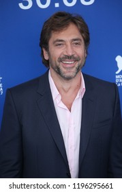 Venice, Italy. 05 September, 2017.Javier Bardem attend the photo call of the movie 'LOVING PABLO' during 74th Venice International Film Festival