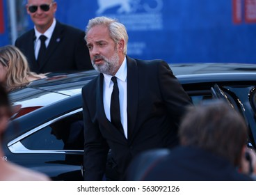 Venice, Italy. 10th September, 2016. Sam Mendes  attends the closing ceremony of the 73rd Venice Film Festival.