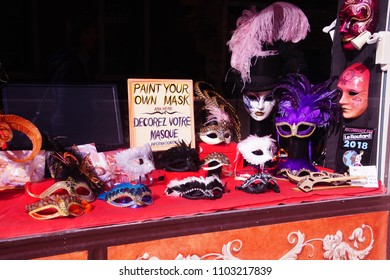 VENICE, ITALY - APR 16, 2018 - 