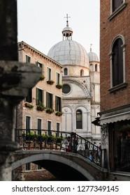 Venice Italy Architecture Building and Bridge