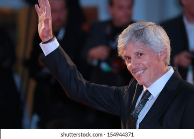 VENICE, ITALY - AUGUST 29: John Curran attends the 'Tracks' Premiere during the 70th Venice International Film Festival on August 29, 2013 in Venice, Italy