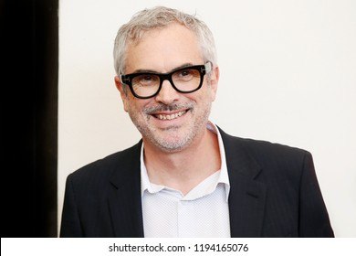 VENICE, ITALY - AUGUST 30: Director Alfonso Cuaron attends 'Roma' photo-call during the 75th Venice Film Festival on August 30, 2018 in Venice, Italy
