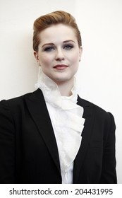 VENICE, ITALY - AUGUST 31: Actress Evan Rachel Wood attends the 'The Ides of March' photo-call during the 68th Venice Film Festival on August 31, 2011 in Venice, Italy.