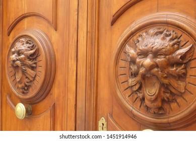 Door Devil Images Stock Photos Vectors Shutterstock