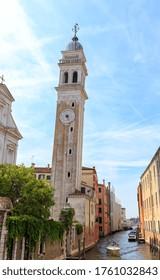 Venice, Italy. San Giorgio dei Greci (Chiesa di San Giorgio dei Greci). Greek Orthodox Church