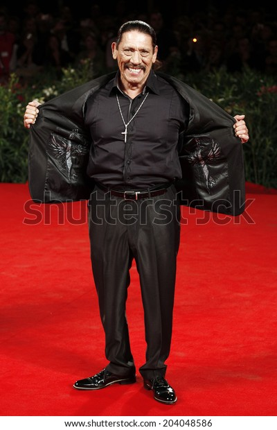 VENICE, ITALY - SEPTEMBER 01: Actor Danny Trejo attends 'Machete'  premiere during the 67th Venice Film Festival  on September 1, 2010 in Venice, Italy.