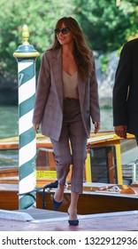 VENICE, ITALY - SEPTEMBER 02: Dakota Johnson is seen during the 75th Venice Film Festival on September 2, 2018 in Venice, Italy