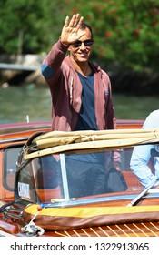 VENICE, ITALY - SEPTEMBER 02: Matteo Garrone is seen during the 75th Venice Film Festival on September 2, 2018 in Venice, Italy
