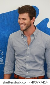 VENICE, ITALY - SEPTEMBER 03: Austin Stowell during the 73th Venice Film Festival 2016 in Venice, Italy