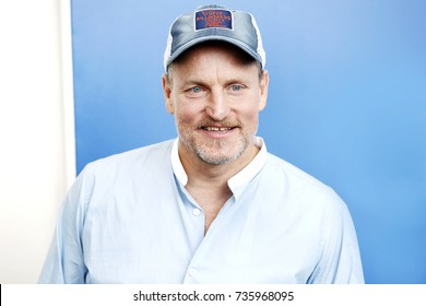VENICE, ITALY - SEPTEMBER 04: Woody Harrelson attends the photo-call of  'Three Billboards Outside Ebbing, Missouri' during the 74th Venice Film Festival on September 4, 2017 in Venice, Italy.