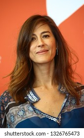 VENICE, ITALY - SEPTEMBER 05: Natalia Lopez attends 'Nuestro Tiempo (Our Time)' photocall during the 75th Venice Film Festival on September 5, 2018 in Venice, Italy