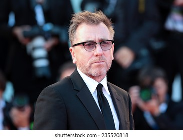 VENICE, ITALY - SEPTEMBER 06: Tim Roth attends the Closing Ceremony  during the 71st Venice Film Festival on September 06, 2014 in Venice, Italy