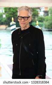 VENICE, ITALY - SEPTEMBER 07: David Cronenberg is seen during the 75th Venice Film Festival on September 7, 2018 in Venice, Italy.