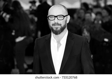 VENICE, ITALY - SEPTEMBER 08: Michael Roskam attends the premiere of the movie 'Racer And The Jailbird (Le Fidele)' during the 74th Venice Film Festival on September 8, 2017 in Venice, Italy.