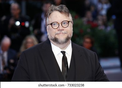 VENICE, ITALY - SEPTEMBER 09: Guillermo Del Toro attends the Closing Ceremony red carpet of the 74th Venice Film Festival on September 9, 2017 in Venice, Italy.