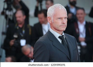 VENICE, ITALY - SEPTEMBER 09: Martin McDonagh arrives at the Award Ceremony during the 74th Venice Film Festival