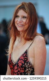 VENICE, ITALY - SEPTEMBER 09:  Susanna Nicciarelli arrives at the Award Ceremony during the 74th Venice Film Festival