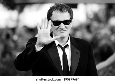 VENICE, ITALY - SEPTEMBER 11: Director Quentin Tarantino attends the Closing Night premiere during the 67th Venice Film Festival on September 11, 2010 in Venice, Italy.