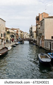 VENICE, ITALY - SEPTEMBER 19, 2015: Canal