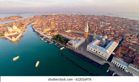 Venice With Saint Mark's Square